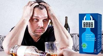 Капли Алколок от алкоголизма