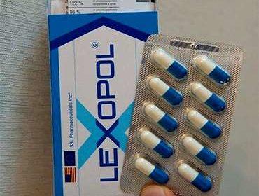 Лекарство Лексопол и его инструкция